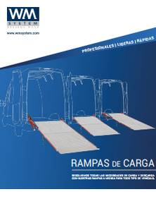 Catalogo General Rampas WM