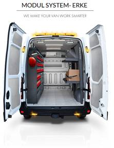 Modul System- We make your van work smarter