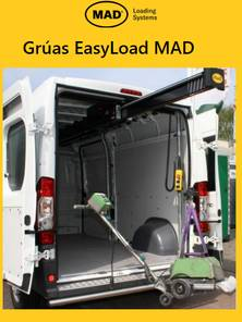Grúas Easy Load Mad